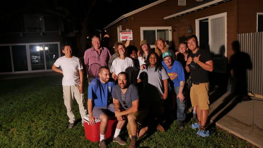 Turtle Short Film Crew Picture