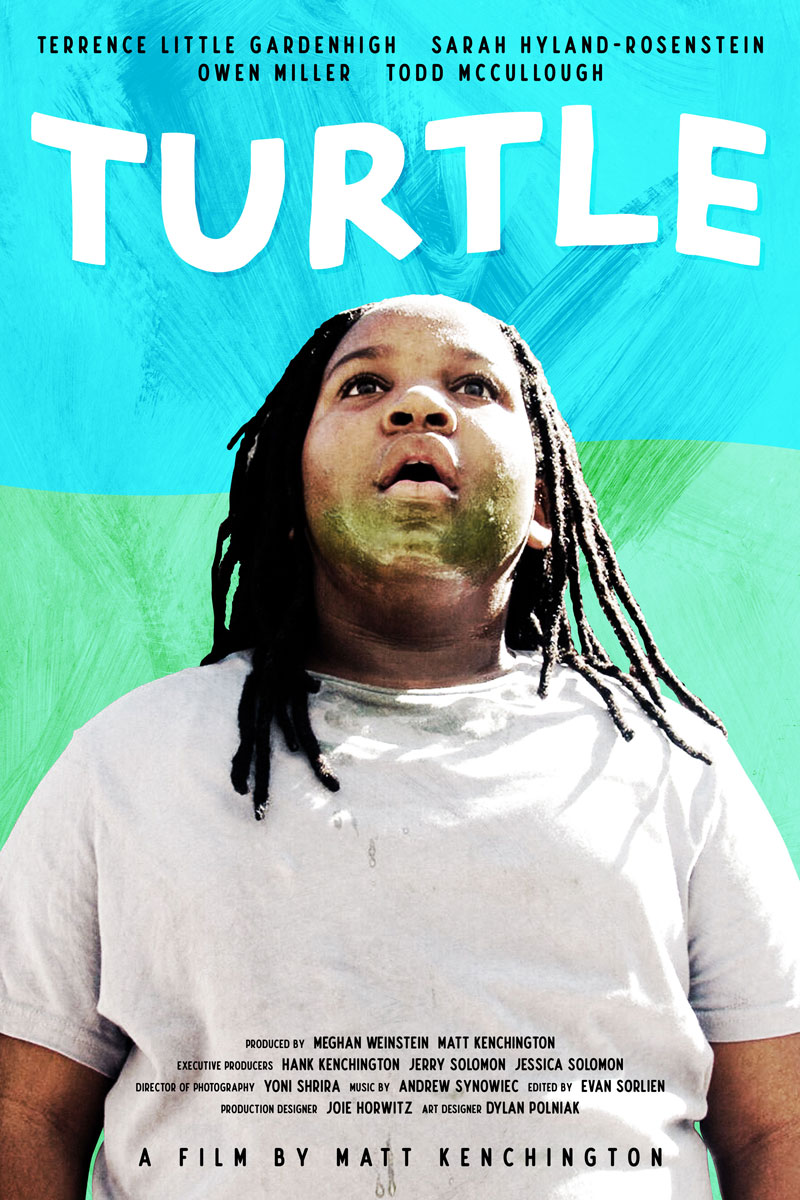 Turtle Film Poster